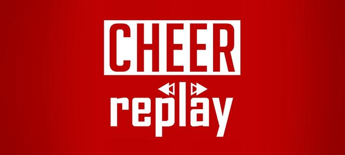 Cheer Replay