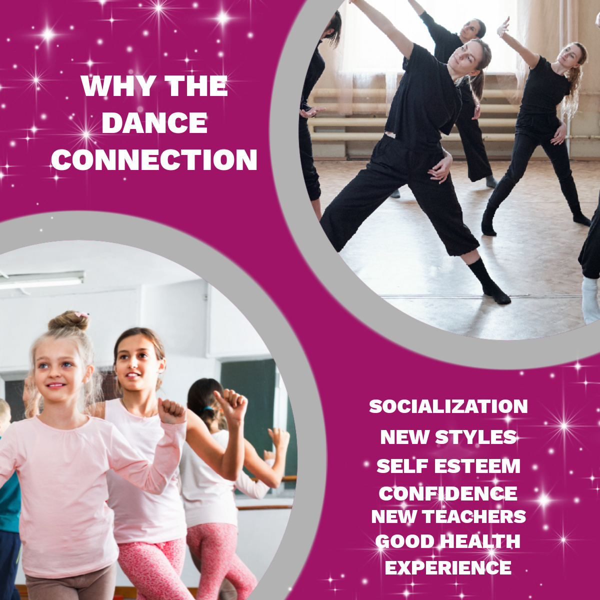 Benefits of Dance Convention